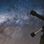 astronomie ciel et téléscope