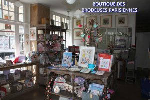 fournitures broderie