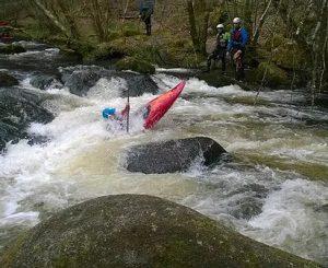 kayak compétition