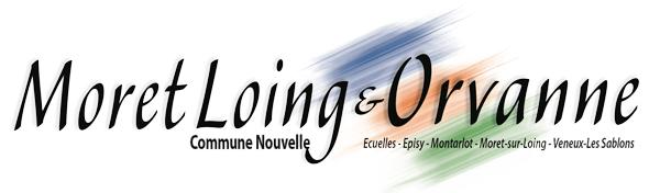 logo Moret Loing et Orvanne, ville