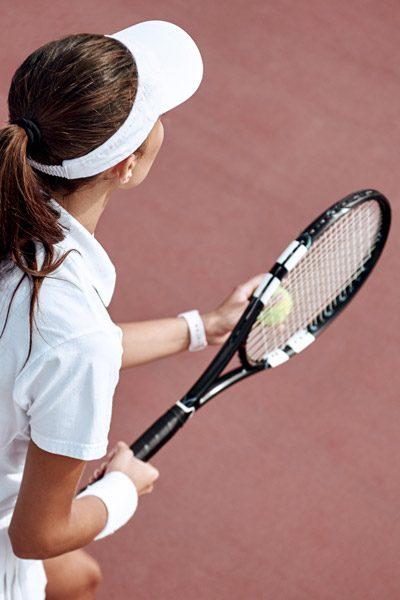 préparation tennis